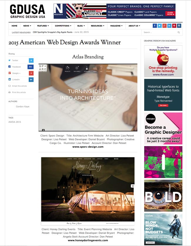 2015-American-Web-Design-Award-Winners
